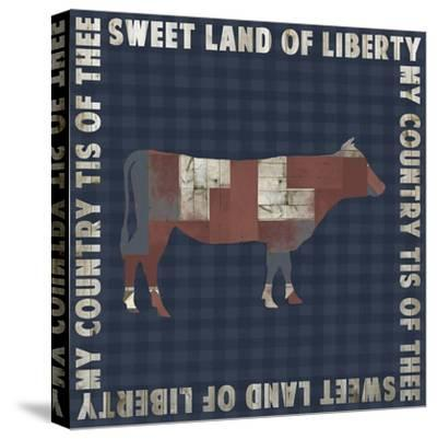 Fourth on the Farm Collection G.-Studio W-Stretched Canvas Print