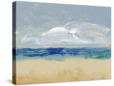 Eastern Shore II-Alicia Ludwig-Stretched Canvas Print