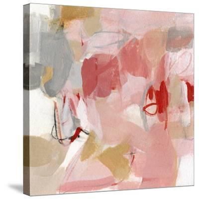 Strawberry Dreams-Christina Long-Stretched Canvas Print