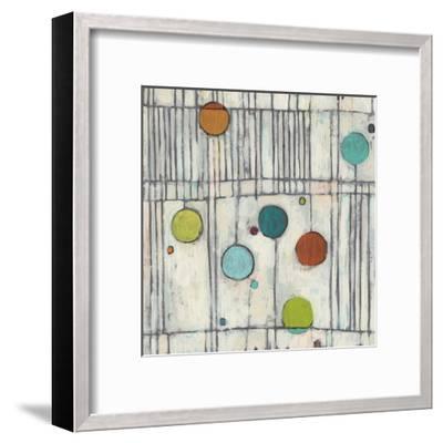 Arpeggio II-June Vess-Framed Art Print
