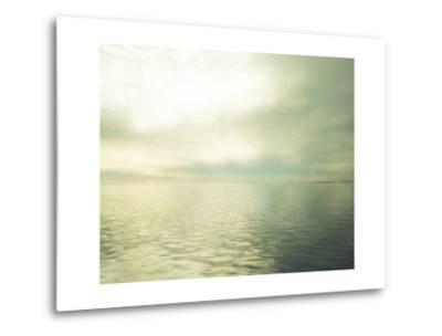 Calm Waters II-Sonja Quintero-Metal Print