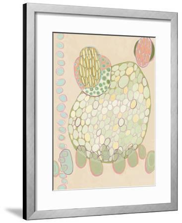 Elevated Pod II-Nikki Galapon-Framed Art Print