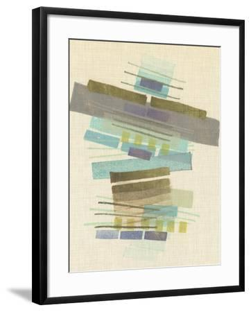 Balancing II-Nikki Galapon-Framed Art Print