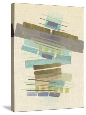 Balancing II-Nikki Galapon-Stretched Canvas Print