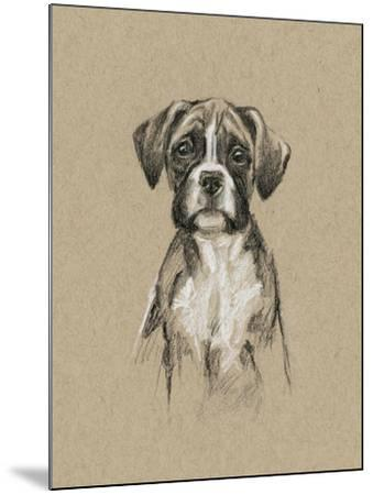Breed Sketches V-Ethan Harper-Mounted Art Print