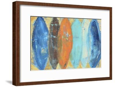 Navaho Summer-Erin Ashley-Framed Art Print
