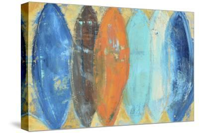 Navaho Summer-Erin Ashley-Stretched Canvas Print
