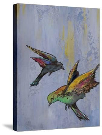 Bright Wings II-Mehmet Altug-Stretched Canvas Print