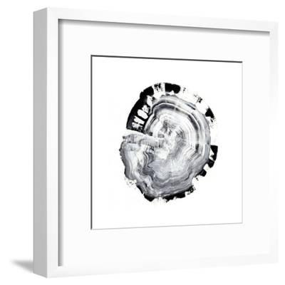 Tree Ring Abstract III-Ethan Harper-Framed Art Print