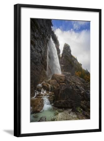 The Cascada Delle Comelle on the Liera River, Near Gares-Ulla Lohmann-Framed Photographic Print