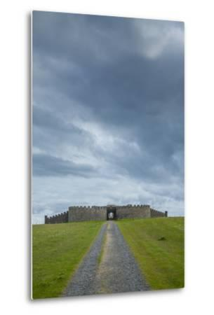 Downhill House on the Downhill Demesne-Tim Thompson-Metal Print