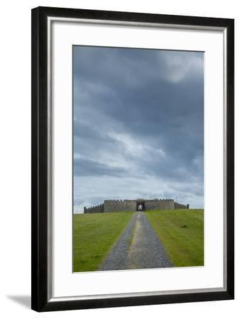 Downhill House on the Downhill Demesne-Tim Thompson-Framed Photographic Print