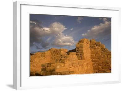 The Far View Ruins in Mesa Verde National Park-Phil Schermeister-Framed Photographic Print