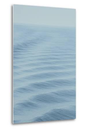 Surface Ripples on the Sea of Cortez-Kike Calvo-Metal Print
