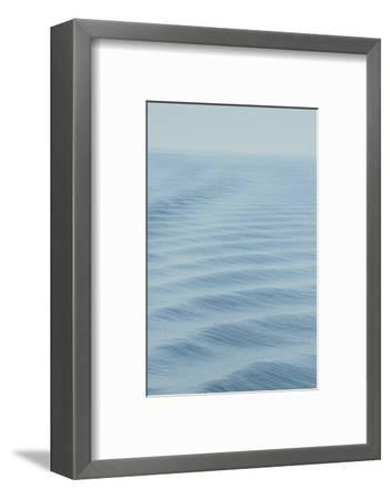 Surface Ripples on the Sea of Cortez-Kike Calvo-Framed Photographic Print