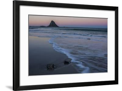 A Small Island Off the Coast of Andenes in the Northern Fjordlands of Norway-Cristina Mittermeier-Framed Photographic Print