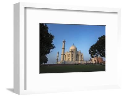 The Taj Mahal and Guesthouse-Macduff Everton-Framed Photographic Print