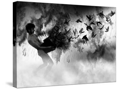Zanix-Fabio Panichi-Stretched Canvas Print