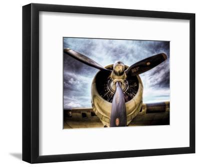 1945: Single Engine Plane-Stephen Arens-Framed Photographic Print
