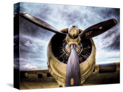 1945: Single Engine Plane-Stephen Arens-Stretched Canvas Print