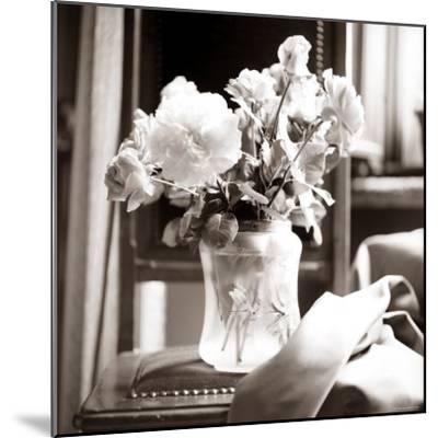 Study of Floral Arrangement-Edoardo Pasero-Mounted Photographic Print