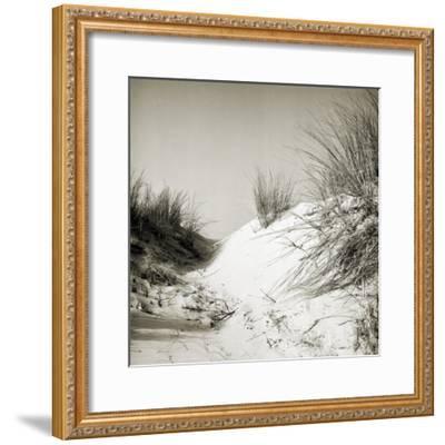 Baltrum Beach, no. 10-Katrin Adam-Framed Photographic Print
