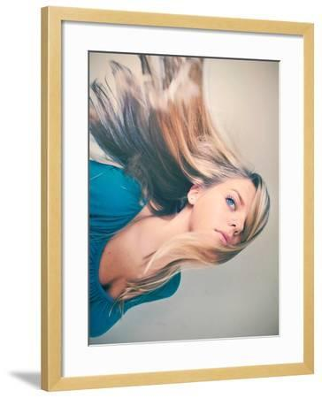A Small Turn-Maren Slay-Framed Photographic Print