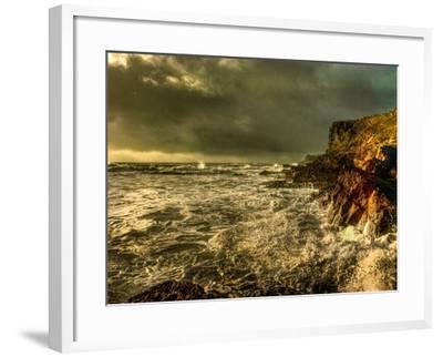 Raging Skies-Mark Gemmell-Framed Photographic Print