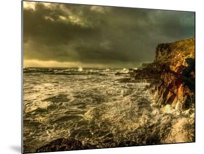 Raging Skies-Mark Gemmell-Mounted Photographic Print