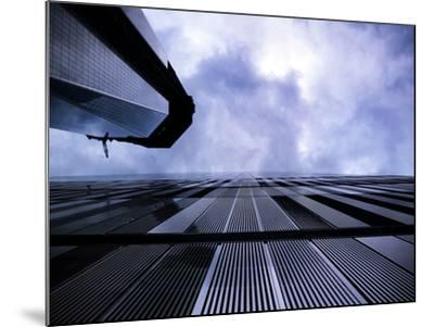 Freedom Tower and Wtc 7, Manhattan, New York City-Sabine Jacobs-Mounted Photographic Print