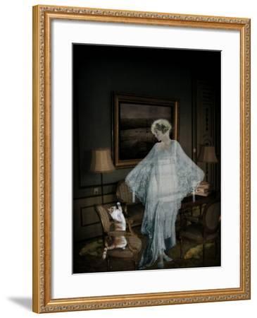 Lady Dorothy-Lydia Marano-Framed Photographic Print