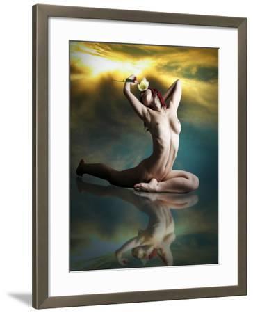 Ore-Lynne Davies-Framed Photographic Print