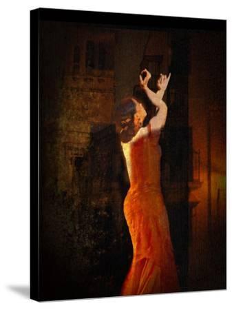 Phototube-Tim Kahane-Stretched Canvas Print