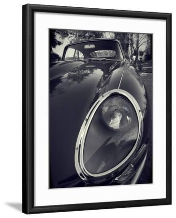 E-Type Jag-Tim Kahane-Framed Photographic Print