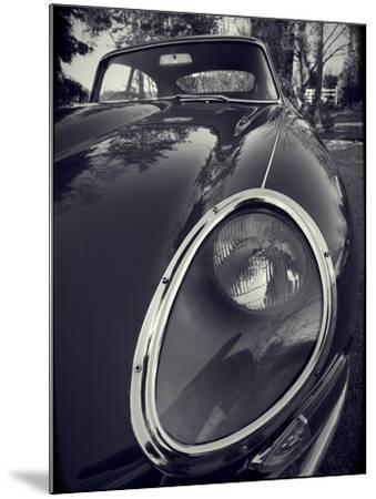 E-Type Jag-Tim Kahane-Mounted Photographic Print