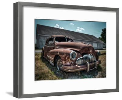 Red Buick-Stephen Arens-Framed Photographic Print