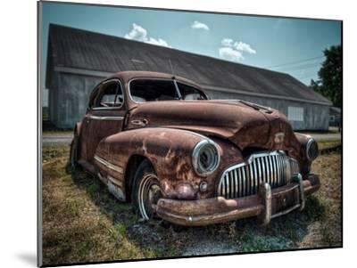 Red Buick-Stephen Arens-Mounted Photographic Print