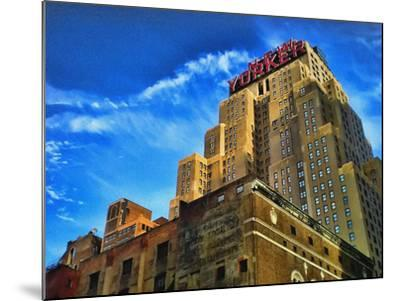 The New Yorker Hotel, New York City-Sabine Jacobs-Mounted Photographic Print
