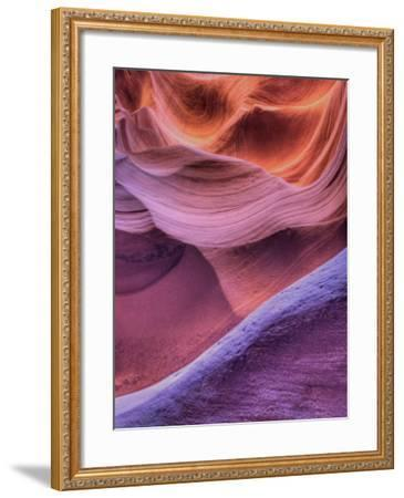 Bluemix-Jim Crotty-Framed Photographic Print