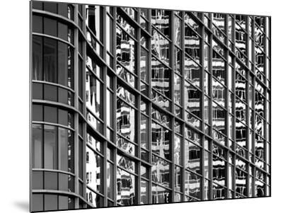 Reflections in Windows-Rip Smith-Mounted Photographic Print