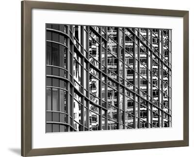 Reflections in Windows-Rip Smith-Framed Photographic Print