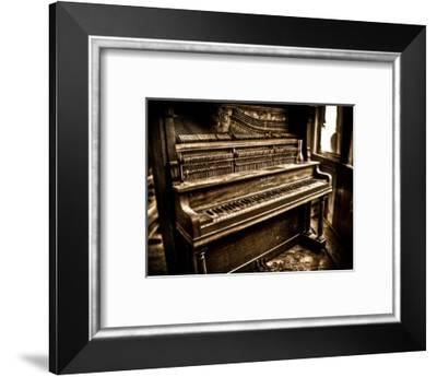 Brown Drown-Stephen Arens-Framed Photographic Print
