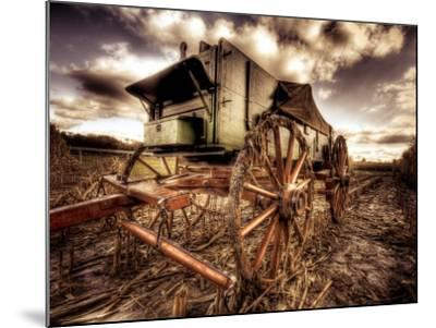 Harvest-Stephen Arens-Mounted Photographic Print