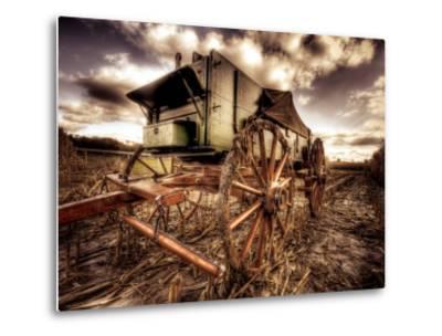 Harvest-Stephen Arens-Metal Print