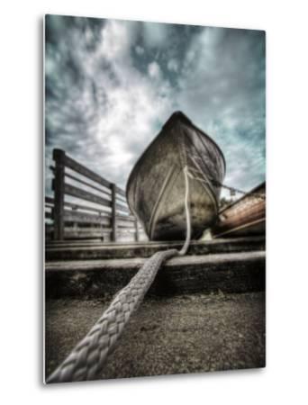 Row Boat-Stephen Arens-Metal Print