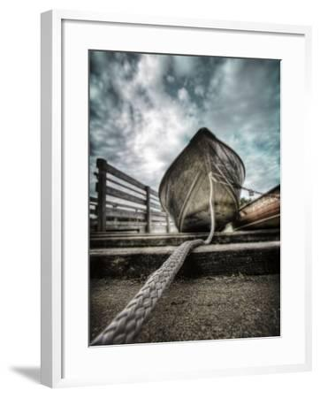 Row Boat-Stephen Arens-Framed Photographic Print