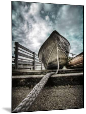 Row Boat-Stephen Arens-Mounted Photographic Print