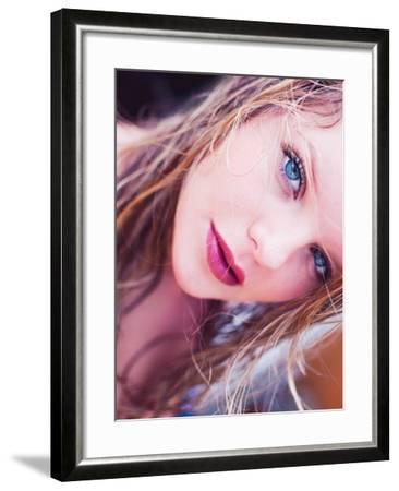 Wet and Wild-Maren Slay-Framed Photographic Print