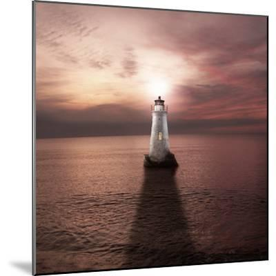 The Keeper of the Light-Luis Beltran-Mounted Photographic Print