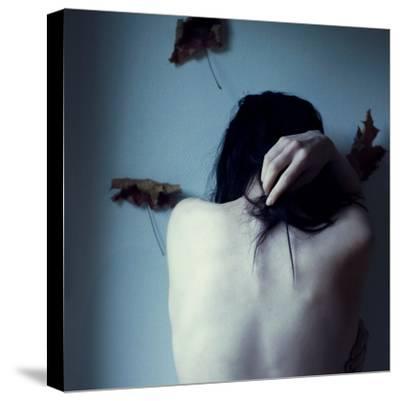 Back-Josefine Jonsson-Stretched Canvas Print
